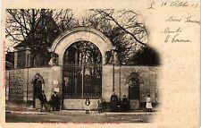 CPA Montier en Der - Haras national - Porte d'honneur (368505)