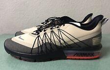 Nike Air Max Sequent 4 Utility Desert Ore Black Sz 13 Running Shoes Vapor 270