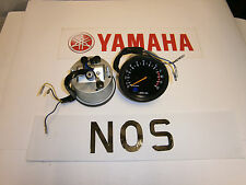 YAMAHA XS400 - TACHOMETER (1979) black face(BEEN TOLD IT FITS RD250DX,RD400DX)