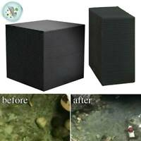 Eco-Aquarium Water Purifier Cube Water Cleaning Filter Activated Carbon Limiteds
