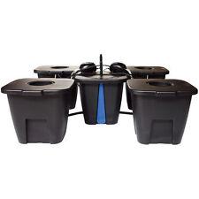 Plantit AEROS 4 Pot kit avec pompe DWC System (bulleur System)