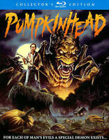 PUMPKINHEAD New Sealed Blu-ray Collector's Edition