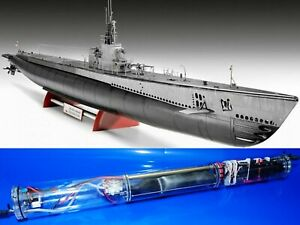RC Sub Revell 1/72 USS Gato Submarine WTC only ( including propeller and shaft )