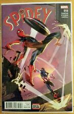 SPIDEY #10 (2016 MARVEL Comics) ~ VF/NM Comic Book