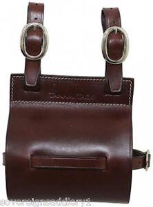 Toowoomba Saddlery Tanami Tack Leather Quart Pot Cover
