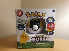 New Pokemon Trainer Guess Hoenn Edition Electronic Guessing Game