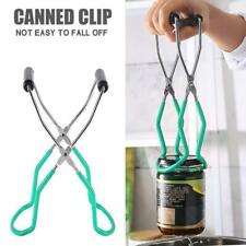 1pcs Jar Lifter Tongs Stainless Steel Jar Lifter with Grip Handle