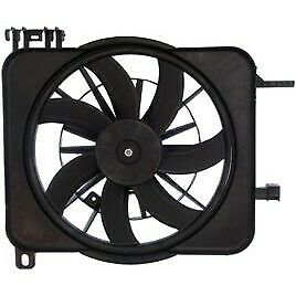 FA70040 VDO Cooling Fan Assembly New for Chevy Chevrolet Cavalier Sunfire 95-05