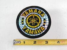 1 Yamaha Sticker (MX Motocross Motorcycle Sticker Dirt Bike Vintage Retro NOS)