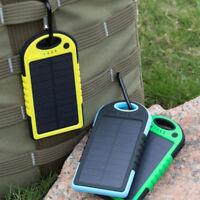 15600mah Zenos Solar Charger Premium Quality Waterproof