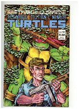 Lot of 6 Teenage Mutant Ninja Turtles comics #12,#13,#21,#22,#24,#25