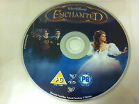 Walt Disney Enchanted DVD R2 PAL - DISC ONLY in Plastic Sleeve