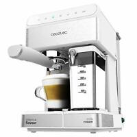 Cecotec Power Instant-ccino Touch Cafetera Semiautomática Tactil Tanque leche