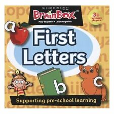 Brain Box First Letters Puzzle