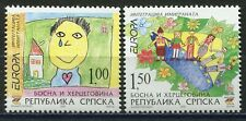 BOSNIA SERBIA(108) - Europa -Integration of immigrants - MNH(**) Set - 2006