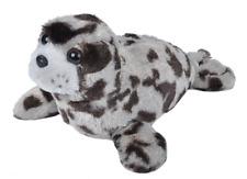"""Wild Republic Cuddlekins Mini 10"""" Harbor Seal Soft Toy Cuddly Teddy 22451"""
