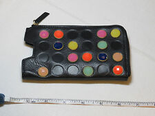 Fossil SL7318406 Phone Slides Gems Midnight Navy Multi wallet purse NWT^^
