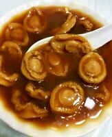 Canned Braised Abalone in Brown Sauce 24 pcs per Can 紅燒鮑魚 Worldwide Free Airmail