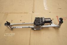 VW Scirocco 138 Scheibenwischermotor Wischermotor + Gestänge Vorne 1K8955119H