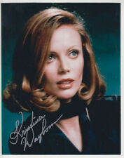KRISTINA WAYBOURN 007 JAMES BOND AUTHENTIC AUTOGRAPH AS MAGDA IN OCTOPUSSY