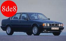 BMW Serie 5 E34 (1989-1995) - Workshop Manual on CD