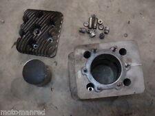 81 80 YAMAHA SRV540 SR540e SR-V XL-V? sr540e cylinder piston rings top end head