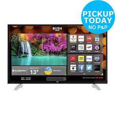 Bush 55 Inch 4K UHD WiFi Smart TV with HDR HDMI USB