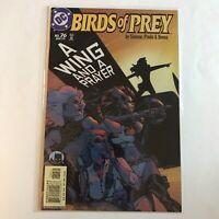 Birds of Prey 76 DC Comics 2005 F / F + 6.5 - 7.0 1st Appearance of Black Alice