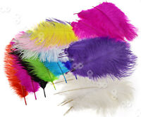 10pcs High quality Ostrich Feathers Wedding Party Decorations 25-30cm