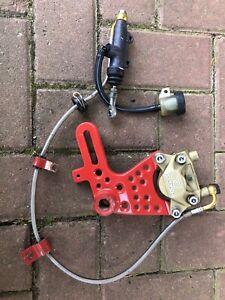 Ducati 900SS , Monster, 851, Bimota Brembo  Bremssattel hinten mit Pumpe