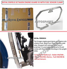 """Royal Enfield """"OCTAGON ENGINE GUARD STAINLESS STEEL"""" For TRAIL 350 & 500"""