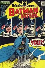1970s DETECTIVE COMICS Batman and Batgirl #408 comic replica magnet - new!