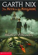 Complete Set Series - Lot of 7 Keys to the Kingdom books by Garth Nix YA Monday