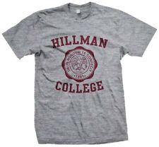 Hillman College Cosby Show A Different World DVD Dwayne 80's 90's Black T-Shirt
