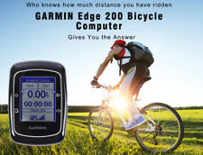 GARMIN Edge 200 GPS Computer Bike IPX7 Waterproof Wireless Cycling Computer GPS