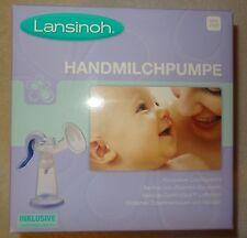 Hand-Milchpumpe Marke Lansinoh BPA frei