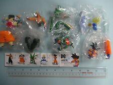 Bandai Dragonball Z Kai 02 HG DG 3 Digital Grade Gashapon Figure Full Set