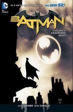 Batman: Graveyard Shift by Scott Snyder and Marguerite Bennett (2015, Hardcover)