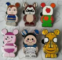 It's A Small World This and That Vinylmation Jr Mystery Set Choose a Disney Pin