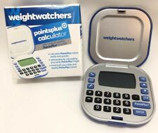 Weight Watchers PointsPlus Calculator w/ Daily & Weekly Tracker Blue 30043