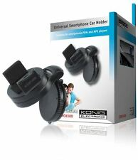 Konig Universal Smartphone Soporte Auto para PDA, Smartphone, Iphone, Ipod
