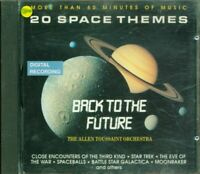 The Allen Toussaint Orchestra - Back To The Future 20 Space Themes Cd Perfetto