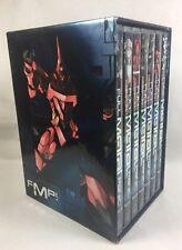 FULL METAL PANIC! DVD Anime ADV Film Box Set Complete Mission 1 - 7 Excellent