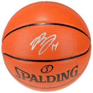 BRANDON INGRAM New Orleans Pelicans Autographed Spalding Basketball FANATICS