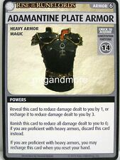 Pathfinder Adventure Card Game - 1x Adamantine Plate Armor - Spires of Xin