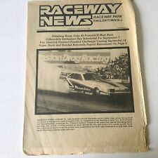 Raceway News Magazine Polaroid/K-Mart Race August 31, 1986 052117nonrh