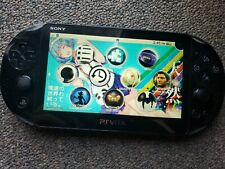 PS Vita 3.60 Henkaku Enso CFW w/ Games installed 128gb sd2vita