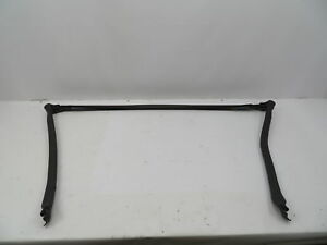 BMW Z3 M Roadster E36 #1058 Convertible Top Front Windshield Seal 51718410169