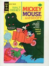 Mickey Mouse #155     Dinosaur Cover