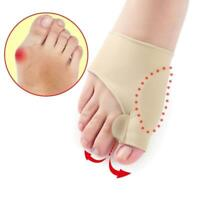 Foot Brace Protect Your Toes 2 Pcs Hallux Valgus Corrector Big Toe Bone Care